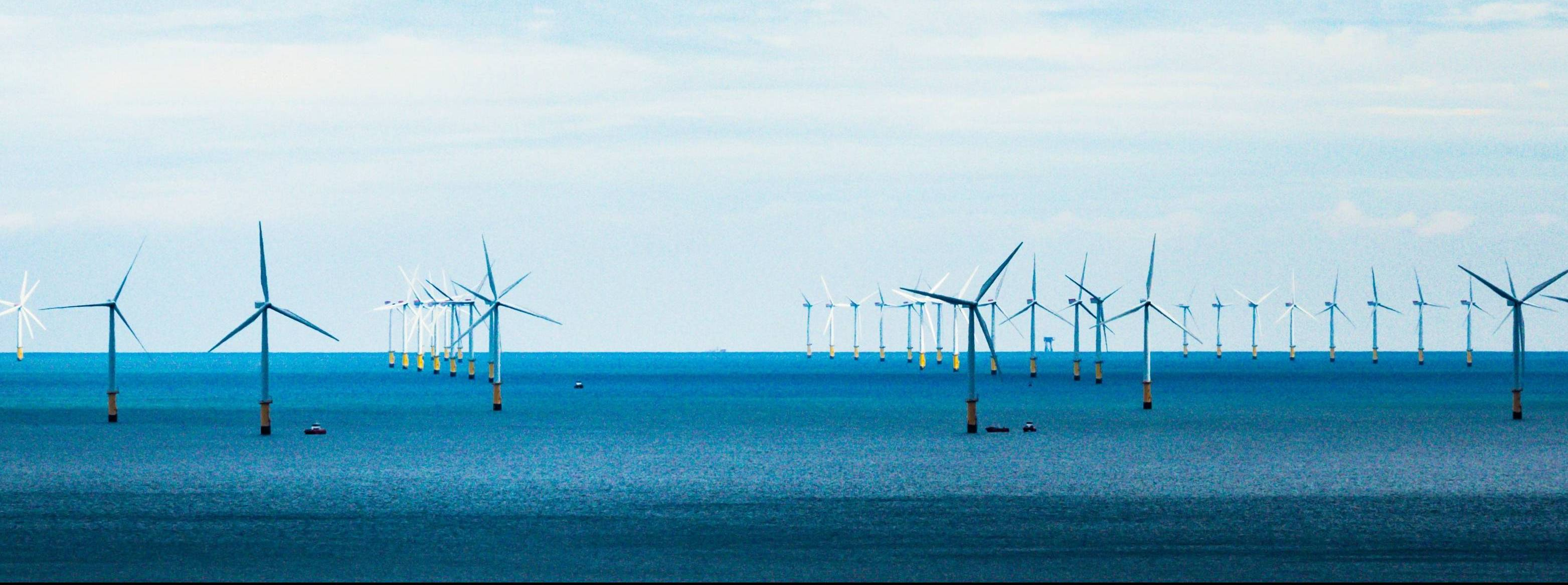The next big thing in energy is offshore.