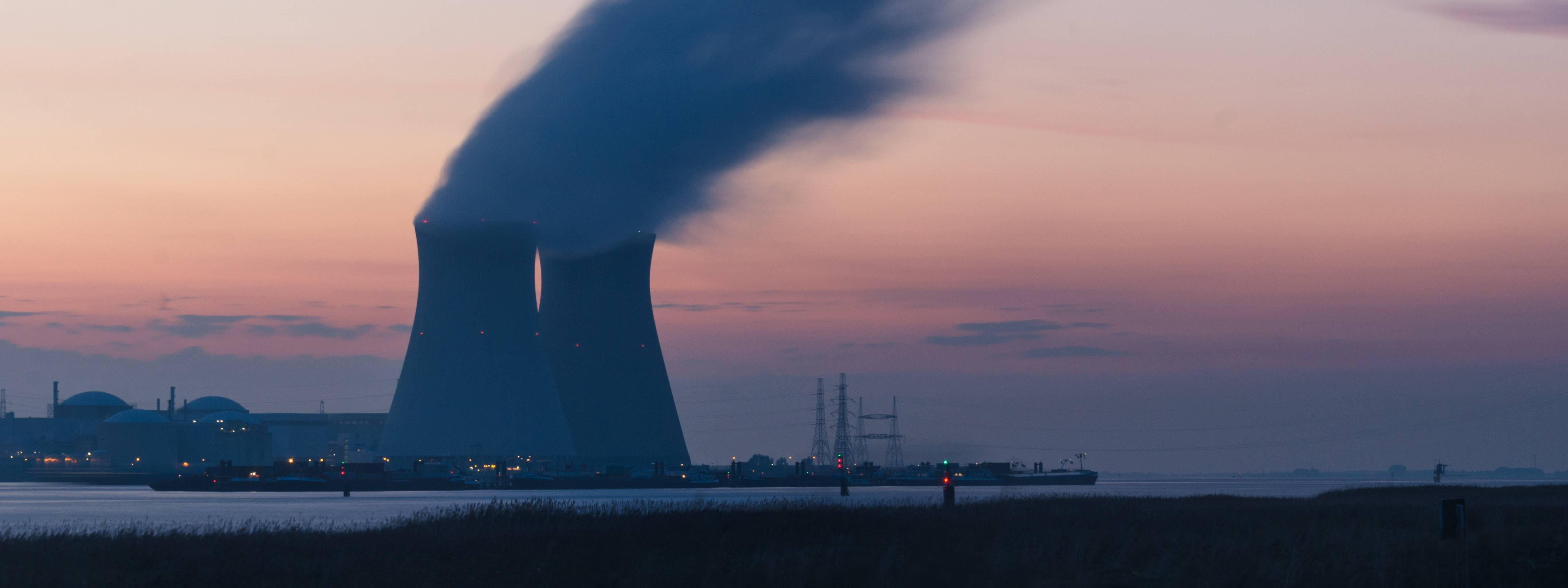 Nuclear power gets second look from advocates of carbon-free energy.