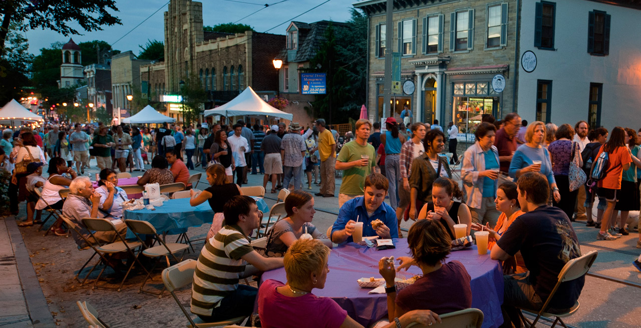 Go Mt. Airy Supper Sessions