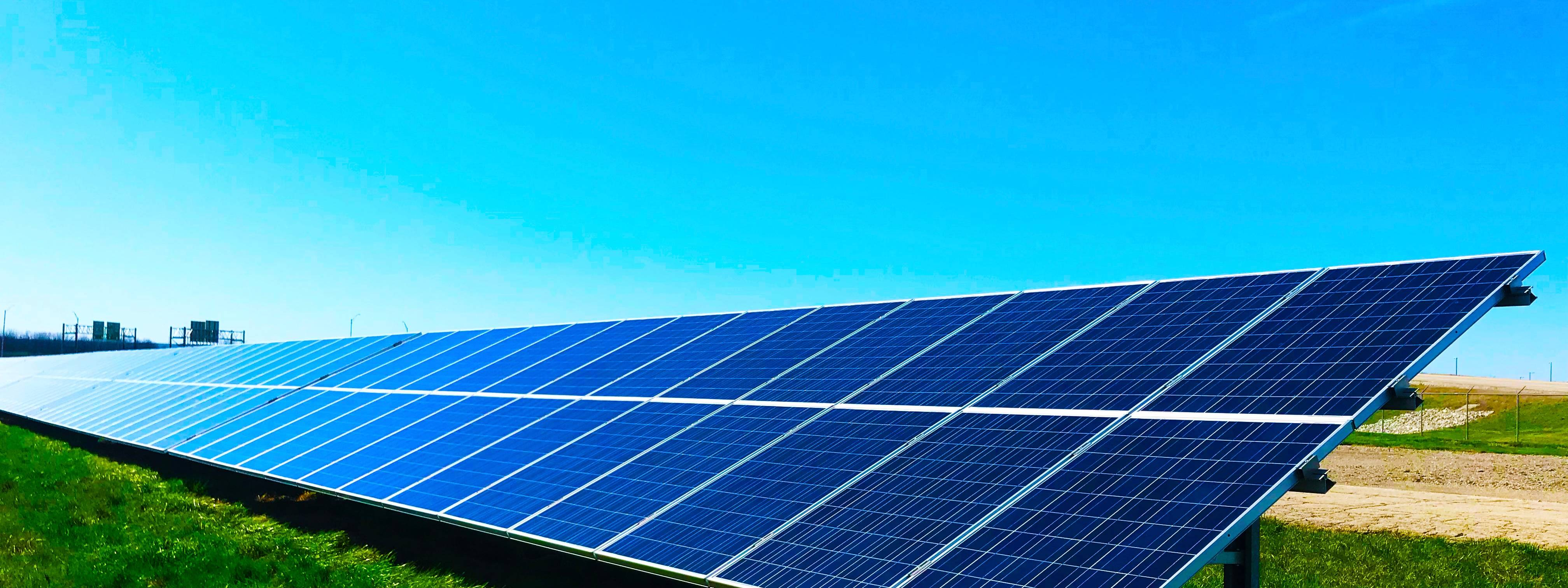 Community solar projects can make solar available to all.